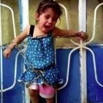 """""""النصرة"""" الإرهابية تصلب طفلة في دير الزور وتذبح والديها أمام عينيها لأنهم شيعة"""