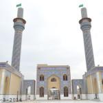 قرب الإنتهاء من افتتاح صحن سفير الحسين(ع) مسلم بن عقيل في مطلع الشهر الرابع من هذه السنة