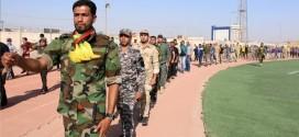 300 ألف متطوع في البصرة وحدها لمواجهة الإرهاب