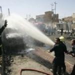 استشهاد وإصابة 64 شخصًا بانفجار سيارة مفخخة  في مدينة الكاظمية المقدسة