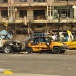 """استشهاد وإصابة 50 شخصًا بانفجار سيارتين مفخختين بمنطقة """"الكرادة"""" وسط بغداد"""