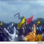 بالصور/ استشهاد وإصابة 64 شخصًا من الشيعة في نيجيريا بإطلاق نار على مسيرة لهم مؤيدة للقضية الفلسطينية