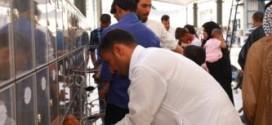 العتبة العلوية المقدسة تبدأ بتنفيذ مشروع الخزانات الحديدية الخاصة بحفظ أمانات الزائرين