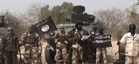 """إعلان ما يسمى بـ """"الخلافة الإسلامية"""" في مدينة  بورنو النيجيرية"""