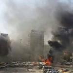 انفجار سيارتين مفخختين في كربلاء المقدسة