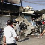 استشهاد وإصابة أكثر من 47 شخصًا بتفجير مفخختين شرق ووسط بغداد