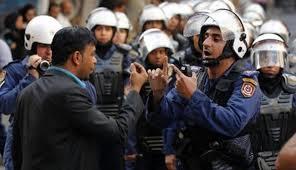"""حبس ناشط بحريني بتهمة """"إهانة خالد بن الوليد"""""""