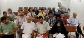 صحة النجف الأشرف تختتم ورشة تدريبية عن الاستجابة السريعة لخدمات النازحين بمشاركة محافظات الفرات الأوسط