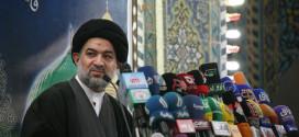 إمام جمعة كربلاء يؤكد على ضرورة تحمّل الحكومة مسؤولية النازحين .. ويدعو الى الإسراع بتشكيل حكومة وطنية