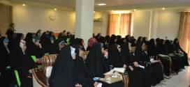 شباب ورياضة النجف الأشرف تختتم مشروع إعداد قادة المستقبل للشابات بمشاركة واسعة