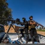 فرقة العباس (عليه السلام) القتالية تنشر أكثر من 500 مقاتل في محيط آمرلي