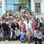 خطاطي النجف الأشرف يشاركون في ملتقى إرسيكا الدولي لفن الخط العربي في مدينة اسطنبول التركية