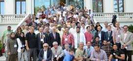 خطاطو النجف الأشرف يشاركون في ملتقى إرسيكا الدولي لفن الخط العربي في مدينة اسطنبول التركية
