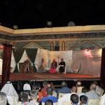 """""""صليب الكناسة"""" عرض مسرحي في بابل يتحدث عن حياة الشهيد زيد بن علي (ع) وثورته الخالدة"""