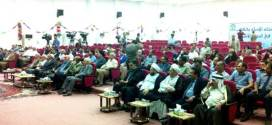 اتحاد الأدباء والكتاب في النجف يحتفي بالأستاذ الدكتور عبد الأمير زاهد ضمن برنامجه الثقافي لعام 2014