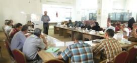 كلية الإدارة والاقتصاد بجامعة الكوفة تنظم دورة إعداد المدربين لمنتسبي الهيئة العامة لتوزيع المنتجات النفطية (TOT)