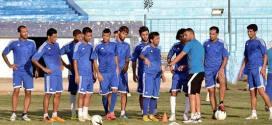 نادي النجف يكمل كافة استعداداته لملاقاة ضيفه السليمانية في انطلاق منافسات الدوري الممتاز