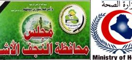 """مجلس النجف الأشرف: """"وزارة الصحة ستطبق نظام الضمان الصحي في المحافظة"""""""