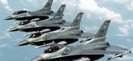 طائرات مقاتلة بلجيكية تحلق فوق بغداد لأول مرة