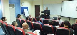 مؤسسة اليتيم الخيرية تقيم لمدراء فروعها دورة لتنمية القابليات والمهارات الإدارية