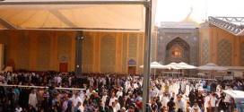 العتبة العلوية المقدسة تتوقع توافد ملايين الزائرين في ذكرى عيد الغدير الأغر