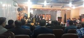 اختتام مهرجان الغدير الدولي الثامن للإعلام في النجف الأشرف