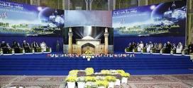 العتبة العلوية المقدسة تشهد افتتاحًا متميزًا لمهرجان الغدير العالمي الثالث