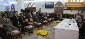 ضمن فعاليات مهرجان الغدير العالمي .. انطلاق جلسات المؤتمر البحثي بمشاركة باحثين متخصصين من داخل العراق وخارجه