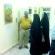 رابطة المرأة العراقية في النجف الأشرف تقيم معرضها التشكيلي الأول