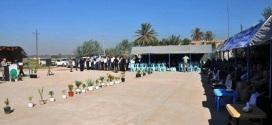 زراعة النجف تحتفي بيوم الحقل السنوي في محطة أبحاث الرز في المشخاب بحضور رسمي وشعبي واسع