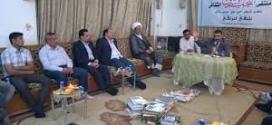 """""""ملتقى النجف الأشرف الثقافي"""" يعلن عن مبادرة """"المأدبة الثقافية"""" ويعتبرها الأولى من نوعها في العراق"""