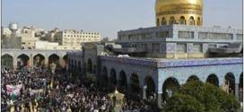 أجواء عاشوراء في مقام السيدة زينب (ع) بسوريا