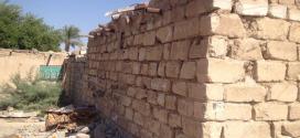 وفاة طفل غربي البصرة بسبب انهيار جدار بيته الطيني