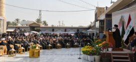 بابل تشهد انطلاق مهرجان حليف القرآن الثقافي الثالث في رحاب زيد الشهيد(ع)