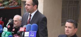 رئيس مجلس النواب يؤكد إن للسيد السيستاني رؤية واضحة وإرادة راغبة في إصلاح الواقعين السياسي والاجتماعي في البلاد