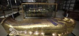 """اكتشاف أقدم نص من """"الإنجيل"""" في قناع مومياء مصرية"""