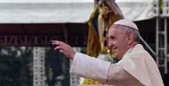 """البابا فرنسيس يعلن عن تحقيق """"خطوات الى الامام في الحوار مع المسلمين"""""""