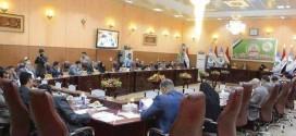 مجلس النجف يلغي قرار المحافظة بتوزيع الاراضي لمنتسيبي الأجهزة الامنية ويعدهم بتوزيعها قريبا