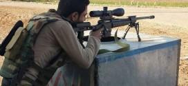 أبطال الجيش والحشد تفشل تعرض لارهابيي داعش على مدينة سامراء الحبيبة