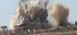 داعش يفجّر مدرج مطار الموصل